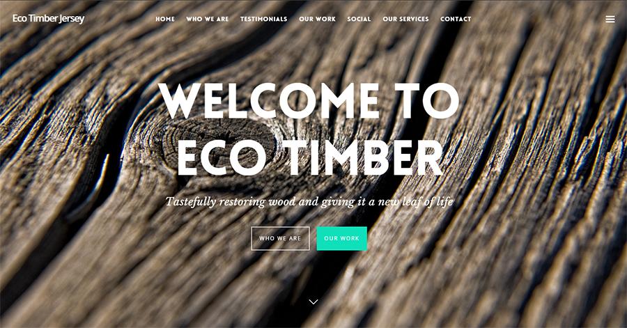 Eco-Timber